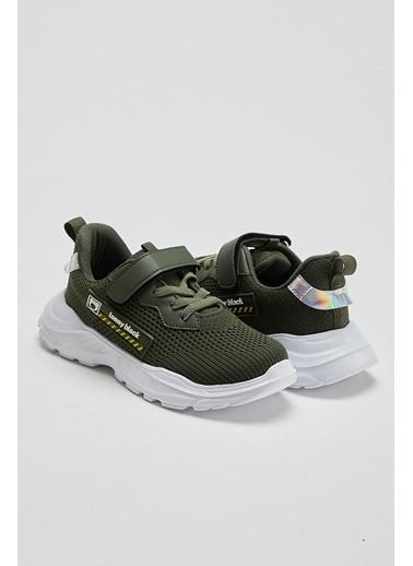 Tonny Black Haki Çocuk Spor Ayakkabı Tbsun Haki
